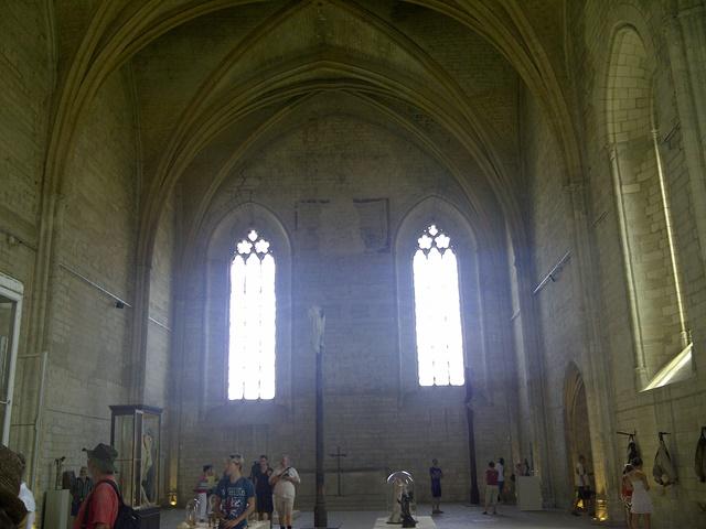 În Avignon