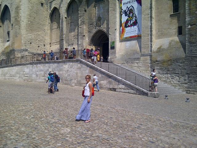 Castelul Papilor