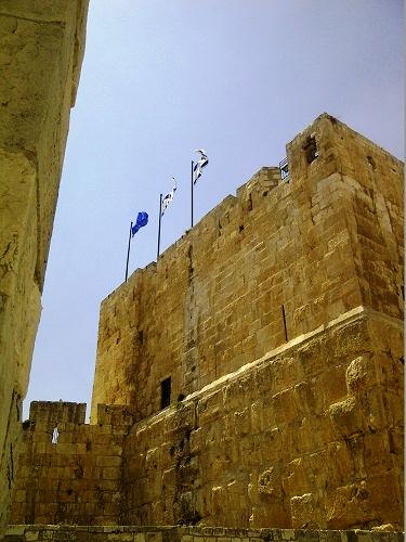 13 Turnul Regelui David