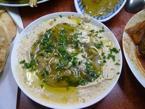 21 Cel mai bun humus din Israel
