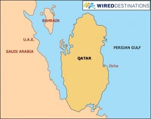 10 Qatar harta
