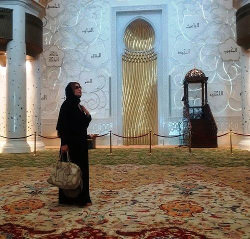 15-4 Emirate Moschee