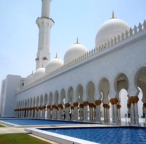 15 Emirate Moschee