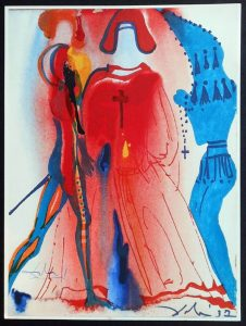 salvador-dali-romeo-and-juliet-illustrations-1975-5