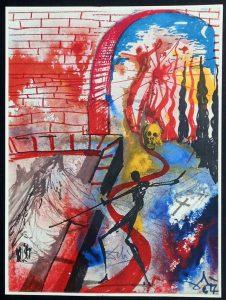 salvador-dali-romeo-and-juliet-illustrations-1975-8
