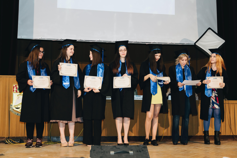 Promoția Facultății de Studii Iudaice 2018